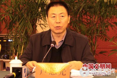 法部政治部主任卢恩光被查 图 简历